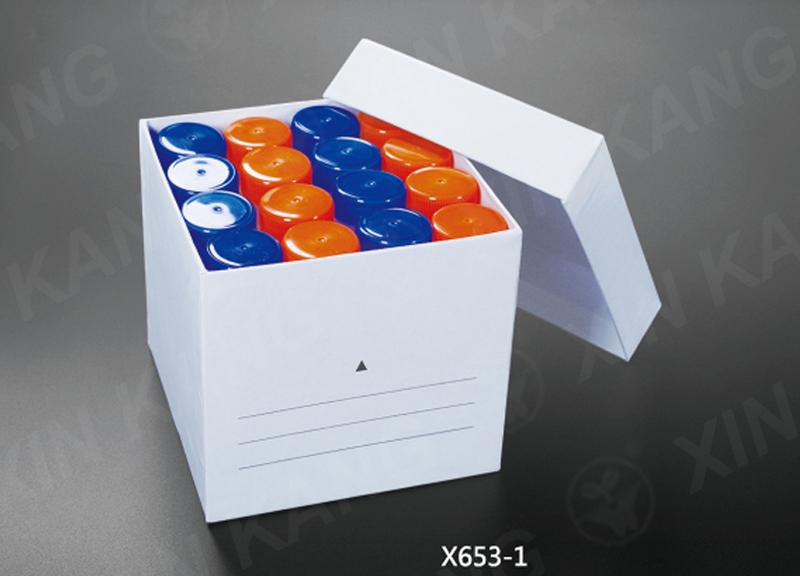 离心管纸盒 50ml×16孔